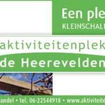 Welkom op het platform van Activiteitenplek de Heerevelden.